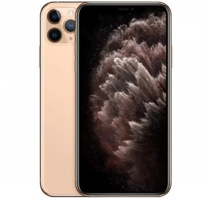 Apple iPhone 11 Pro Max With FaceTime Gold 64GB 4G LTE