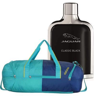 2 in 1 Jaguar Classic Black 100ml and American tourister bundle