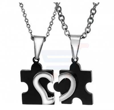 Best Friend Couples Necklace