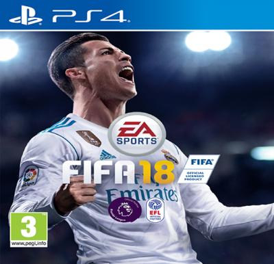 Electronic Arts FIFA 18 For PS3