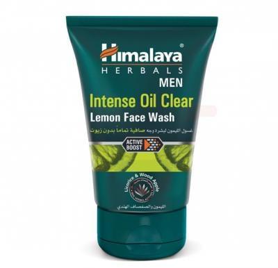Himalaya Intense Oil Clear Lemon Face Wash 100 ML - NHS0351
