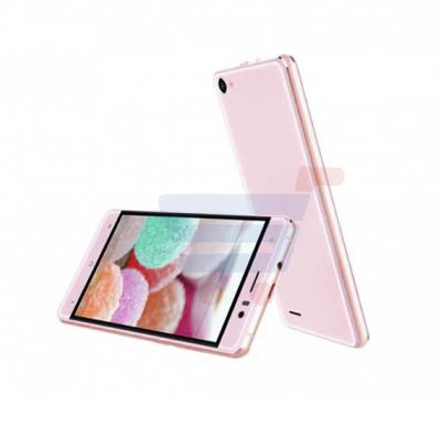 Lenosed-F4 Smartphone 4G, Android 4.2 Jelly Bean,5 inch LCD Display,2GB RAM,16GB Storage,Dual Camera,Wifi,Bluetooth-Rose Gold