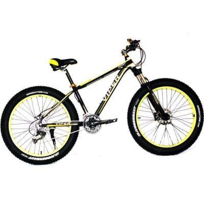 Viper Boost Fat Bike Yellow, 26 Size