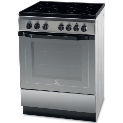Indesit Ceramic Cooker, I6VV2A(X)/EX