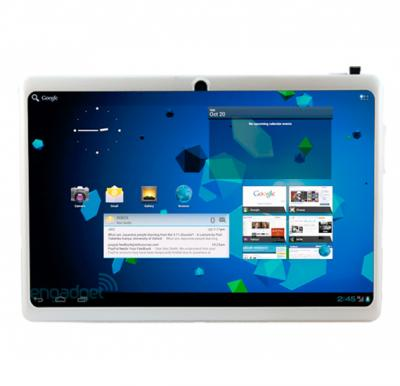 King Touch 7 Tab, Android Ice Cream Sandwich