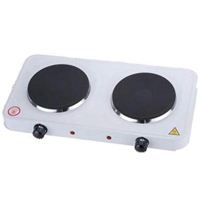 Dessini Double Solid Hot Plate For Heating, AKAT328