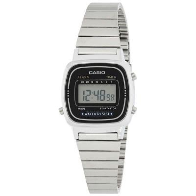 Casio Youth Digital Mens Watch, LA670WA-1DF