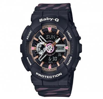 Casio Baby-G G-Shock Women Watch, BA-110CH-1ADR