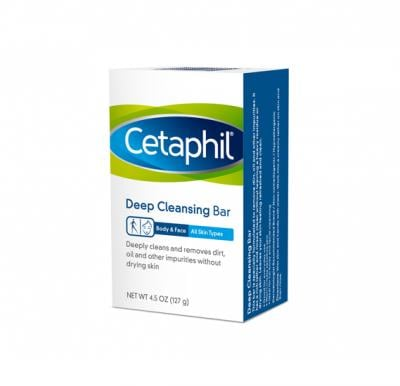 Cetaphil Gentle Cleansing Bar​ 127 gm