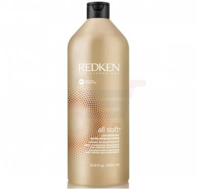Redken All Soft Conditioner For Dry Brittle Hair 1000ML