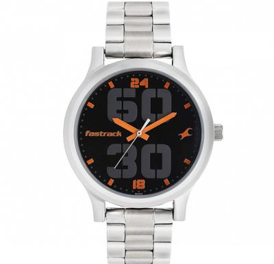 Fastrack 38051Sm08 Watch For Men