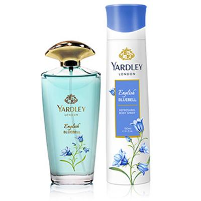 Yardley English Bluebell Giftset for Women