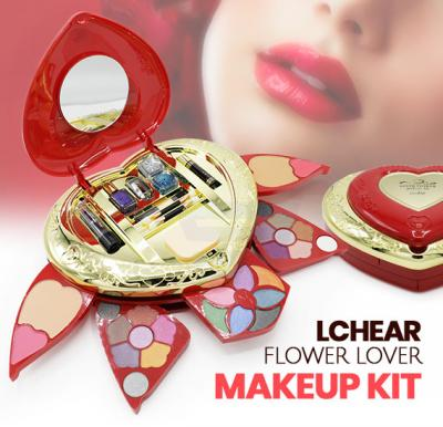 LCHEAR Flower Lover Makeupkit NO:512082