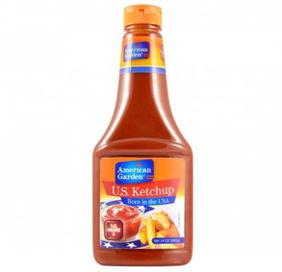 American Garden Tomato Ketchup Squeeze 24oz