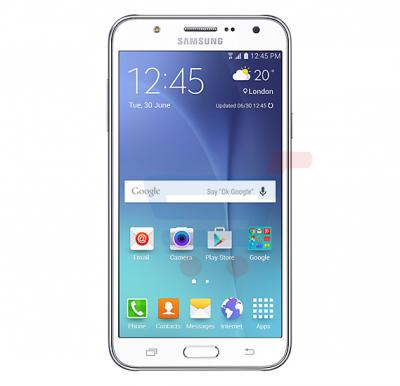 Samsung Galaxy J700F,4G,Android OS,5.5 inch HD Display,Dual SIM,Dual Camera,Octa Core 1.5GHz Processor-White