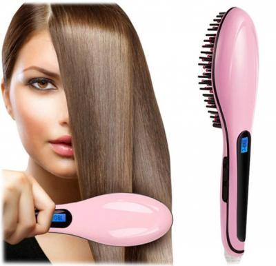 Hair Straightening Brush HQT-906
