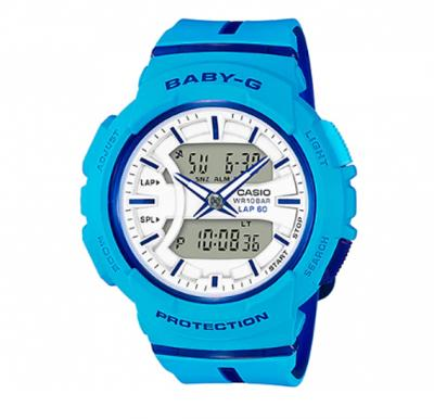 Casio Baby-G Analog Digital Women Watch, BGA-240L-2A2DR