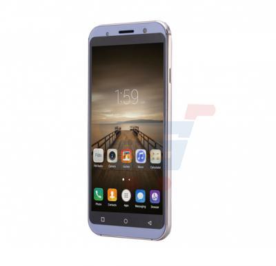 X-BO S87 Smartphone, 4G, Android 6.0 OS, 2GB RAM, 16 GB Storage, 5.5 Inch HD Display, Dual SIM, Dual Camera, Octa Core 1.3GHz Processor, Blue