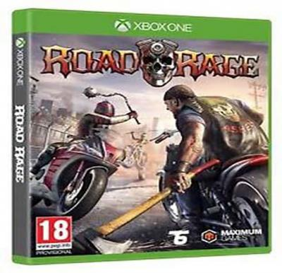 Maximum Games Road Rage For Xbox One