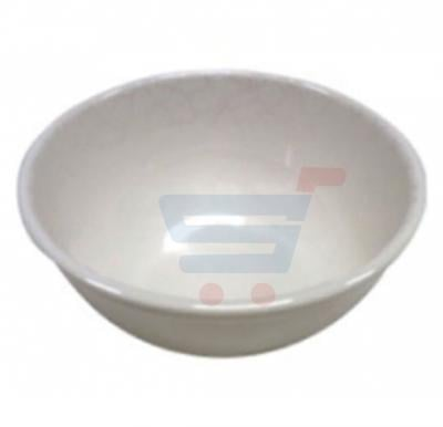 Royalford Melamine Ware 4.5 inch Bowl White Pearl - RF5090
