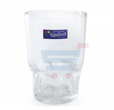 Royalford Glass Tumbler-6Pc(8 Oz) - RF1097-GT6