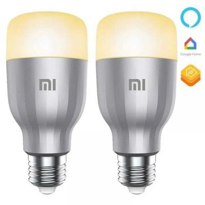 Xiaomi Mi LED Smart Bulb White and Color 2 Pack