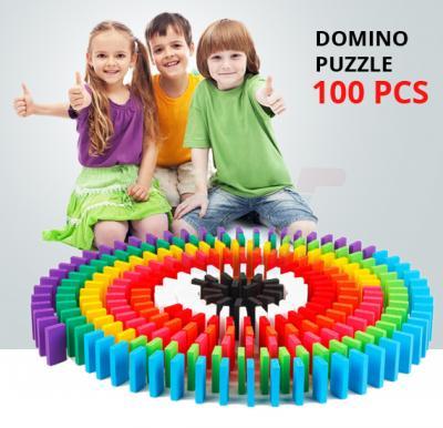 Domino Standard Competitive Puzzle 100 Pcs