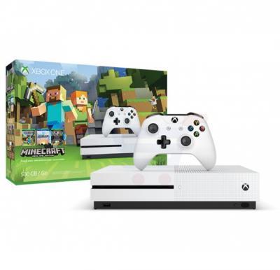 Microsoft Xbox One S 500GB Minecraft