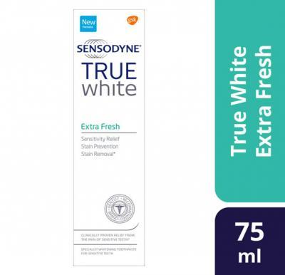 Sensodyne True White Extra Fresh 75ml,HC1596