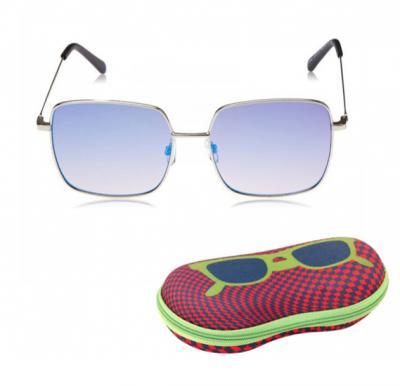TFL Eyewear Square Women Sunglasses, 16492-Blue