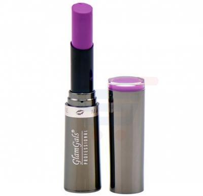 GlamGals Creme Matte Lipstick Girly Purple - 105
