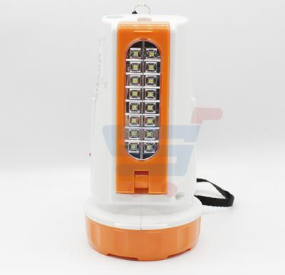 Taglite Solar and Rechargeable Led Torch with Emergency Light TG 1900