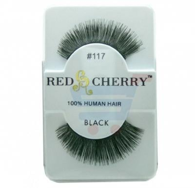 Red cherry eyelashes No-117