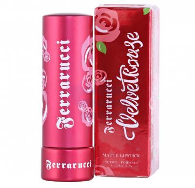 Ferrarucci Velvet Rouge Lipstick 3.8g, Metro Pink