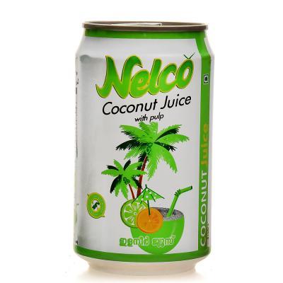 Nellara Nelco Coconut Juice 310 ml Can