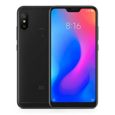 Xiaomi Mi A2 Lite, Dual SIM, 64GB, 4GB RAM, 4G LTE, Black (Global Version)