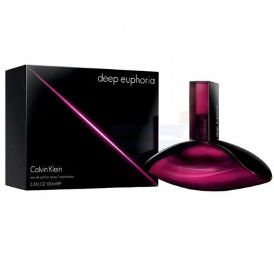 Calvin Klein Deep Euphoria EDP 100ml For Women