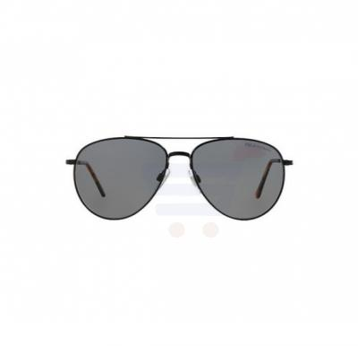 f91ba4e5ca Ralph Lauren Aviator Black Frame   Black Mirrored Sunglasses For Men -  PH3094-926781