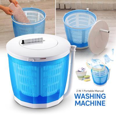 Krypton Portable Manual Washing Machine, KNSWM6126