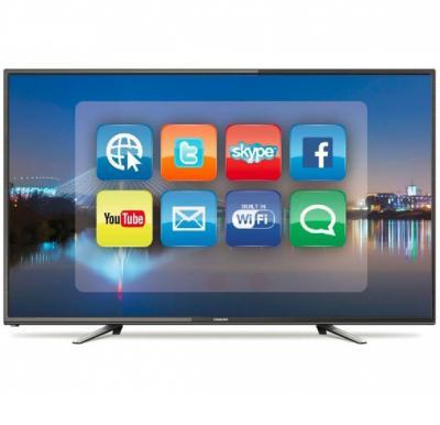 Nikai 50 Inch 4K Ultra HD Smart LED TV  UHD50SLEDT