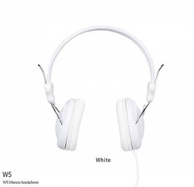 Hoco Manno headphone,White, W5