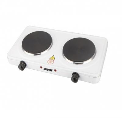 Geepas GHP32014 Electric Double Hotplate