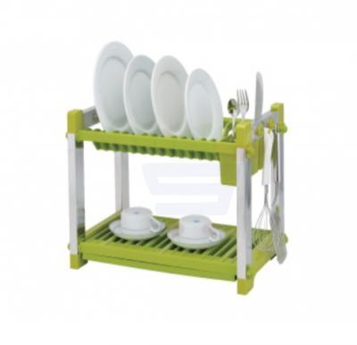 Flamingo Square Tube Dish Rack 2Layer - FL1305DR