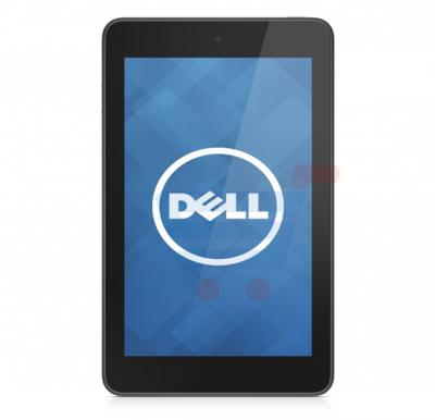 Dell Venue 7 Tablet, Android OS, 7.0 Inch Display, 2GB RAM, 16GB Storage, WiFi, Bluetooth, USB, GPS- Black