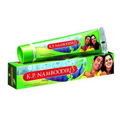 K.P.Namboodiris Herbal Gel Tooth Paste 80gm