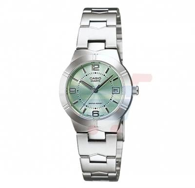 Casio LTP-1241D-3A Analog Watch For Women