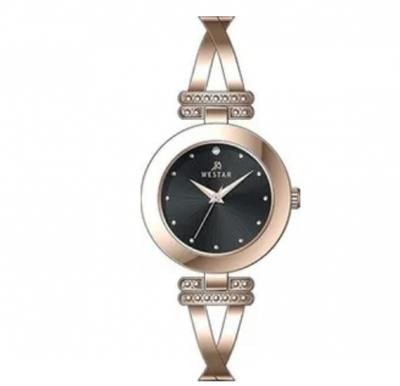 Westar20253PPN603 Stainless Steel Ladies Watch ,Black