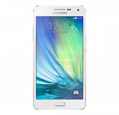Samsung Galaxy A5 4G Smartphone, 5 Inch Display, Android OS, 2GB RAM, 16GB Storage, Dual Camera - White