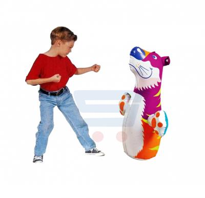 Intex Hit Me Tiger Big size Toy For Kids, 37.5 x 22 Inches