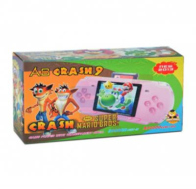 Brain Games Video Game A8 CRASH 9